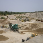 Pumice and Zeolite Quarry - Loc. Riserva Muraccio