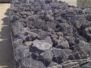 Black Volcanic Lapillus