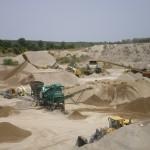 Pumice and Zeolite Quarry - Loc. Riserva Muraccio
